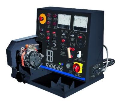 Самодельный стенд генератор проверки 116