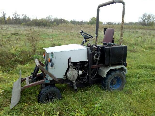 Окучник к трактору т-25 своими руками 283