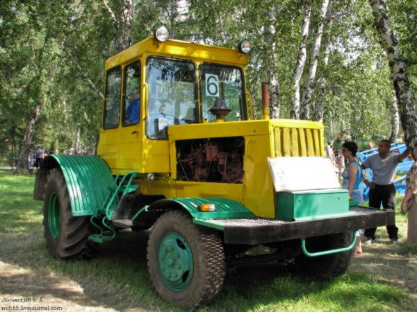 термобелье дт 75 переделать в колесный трактор мост по-настоящему