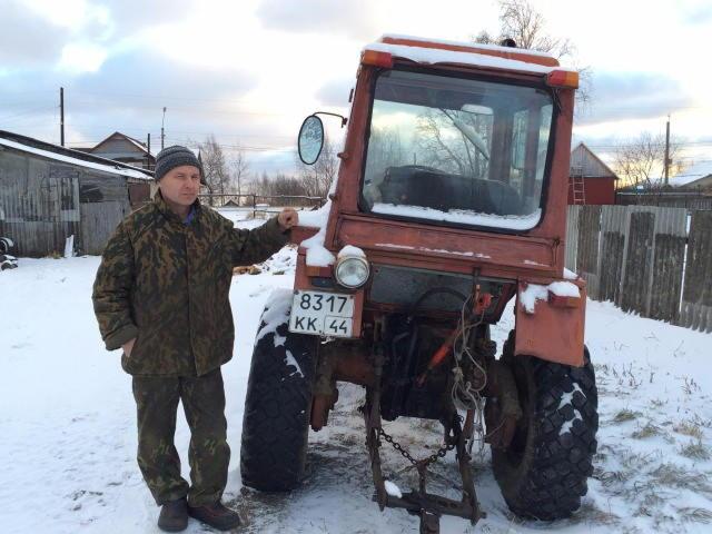 Как я делал трактор своими руками фото 334