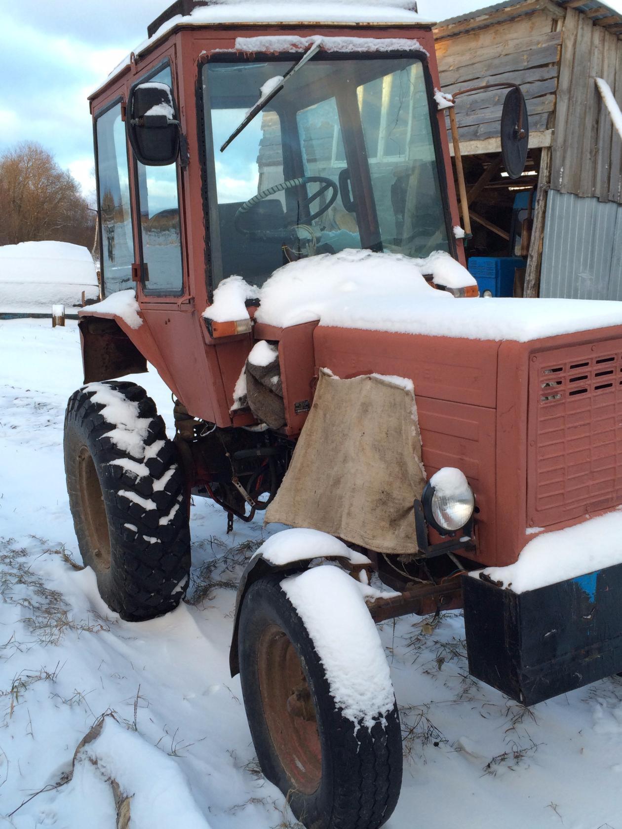 Как я делал трактор своими руками фото 715