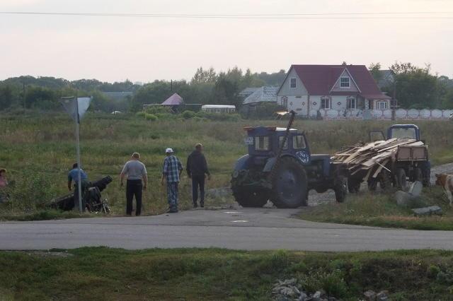 5 Кабина на трактор дт-75 Волгоград - YouTube