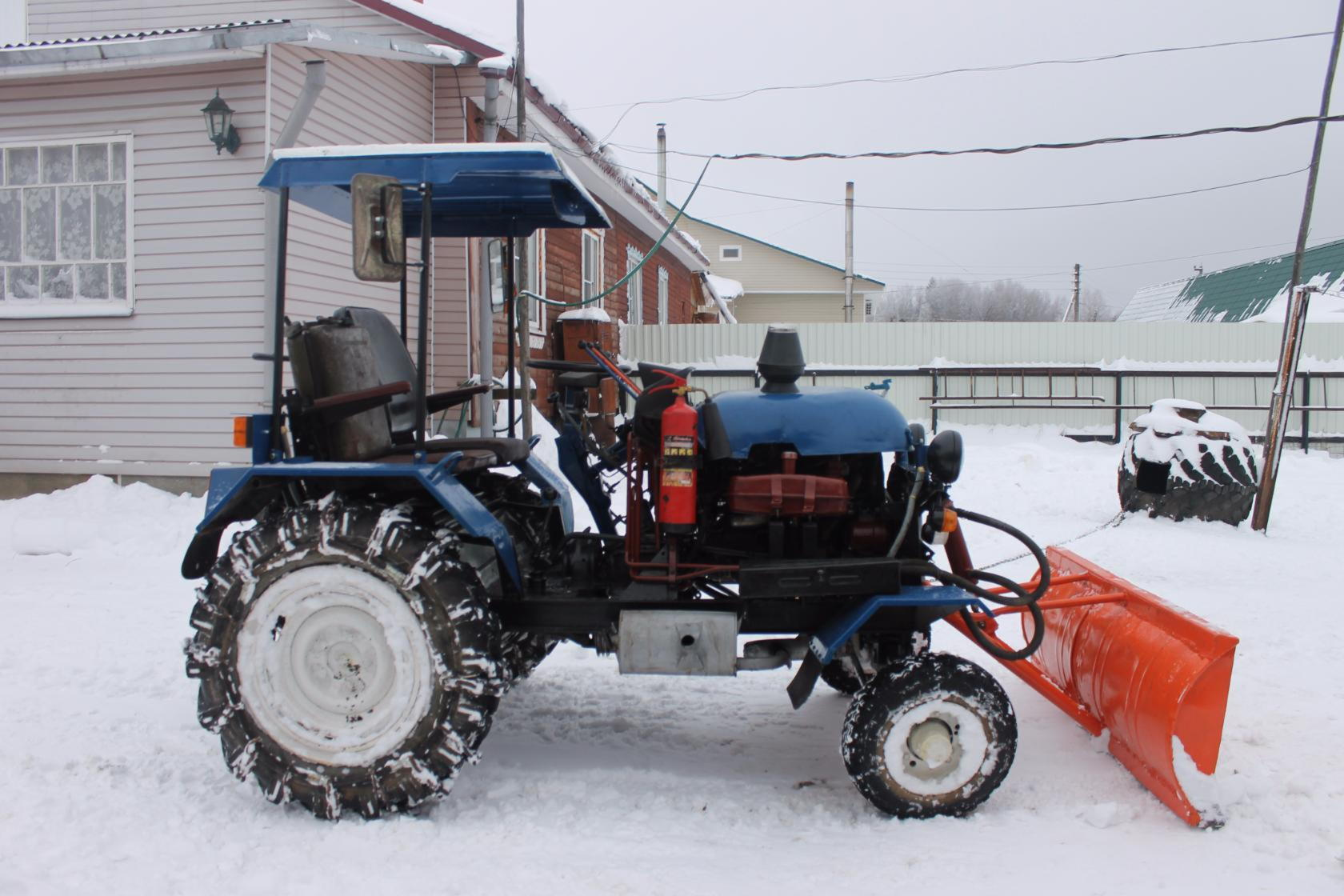 Трактора БУ и новые в Белгородской области