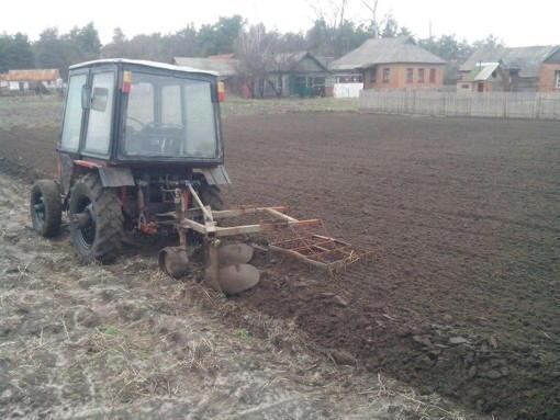 Самодельный трактор своими руками видео фото 90