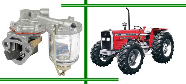 Как отремонтировать топливный насос на минитракторе
